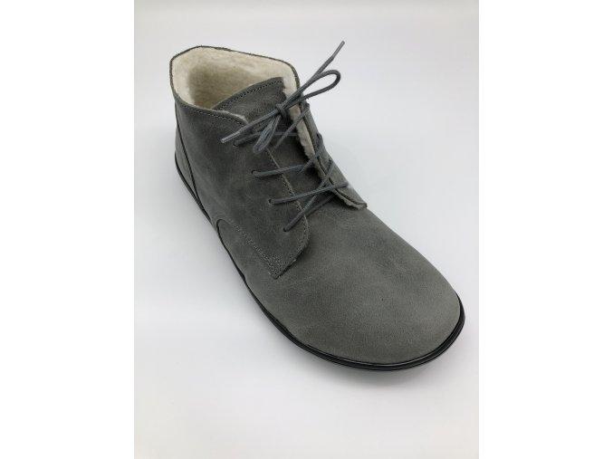 Angles Fashion - THALES EV šedé - zimní
