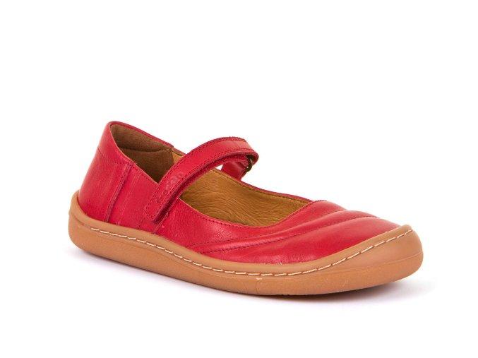 balerinka červená