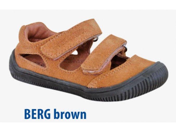 berg brown
