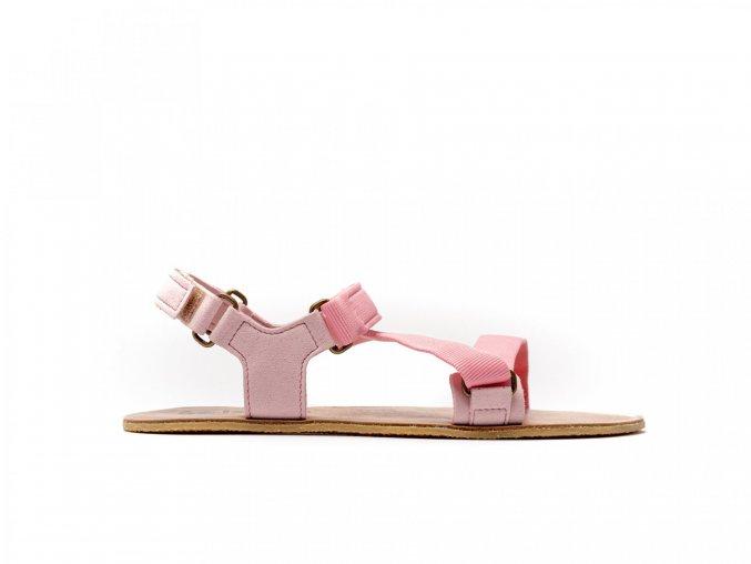 barefoot sandale be lenka flexi pink 2214 size large v 1