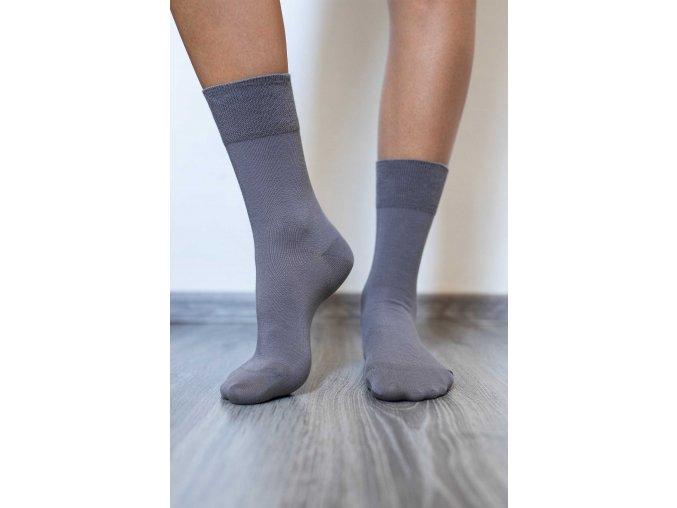 barefoot ponozky sive 4708 size large v 1