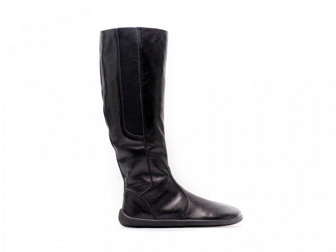 zimne barefoot cizmy sierra black 4035 size large v 1