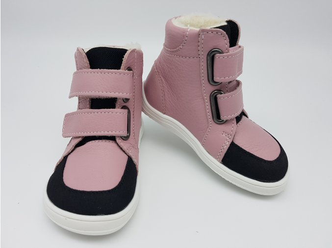 Baby Bare Shoes Febo Winter Candy