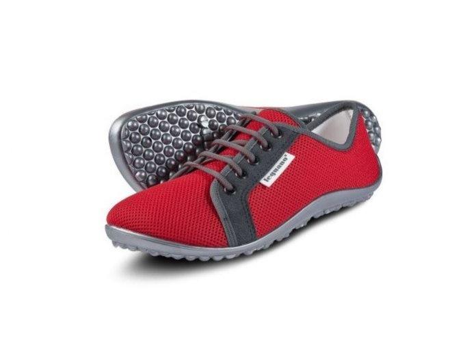 leg red