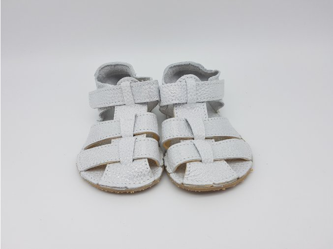 Baby Bare Shoes Sandals Pearl