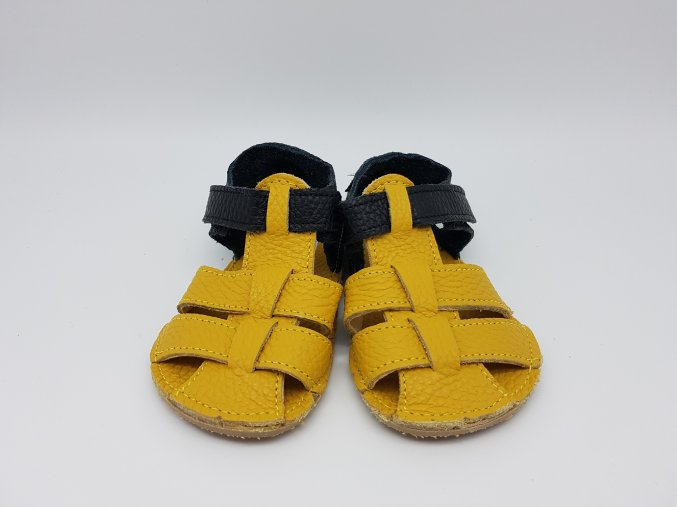 Baby Bare Shoes Sandals Ananas