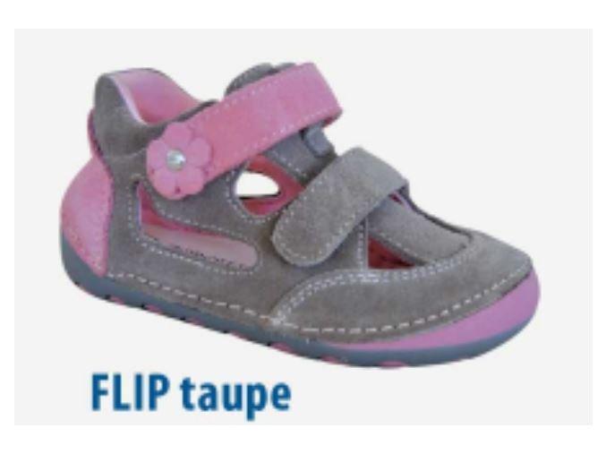 flip taupe