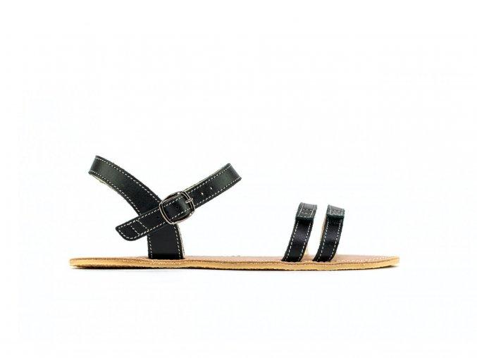 barefoot sandale be lenka summer black 21 16084 size large v 1