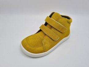 Baby bare Febo FALL - Mustard s membránou