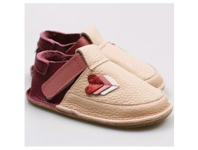 barefoot kids shoes little hearts 200 4