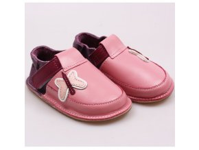 barefoot kids shoes butterflies 181 4