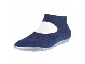 leguano ballerina blau 01