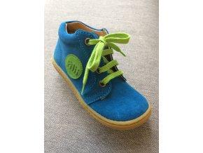 Filii barefoot 19911-225 - GECKO electric blue M - střední