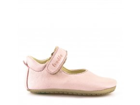 Froddo Prewalkers G1140001-1 balerínky pink