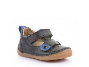 Froddo sandálky G2150090 tm. modrá