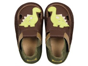 barefoot kids sandals little dinosaur 330 4