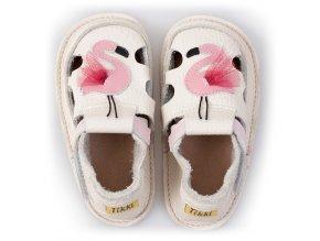 barefoot kids sandals flamingo 1764 4