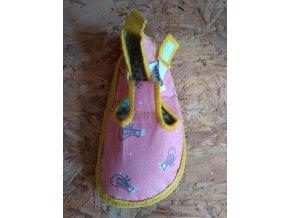 Tootsie Barefoot bačkůrky růžové