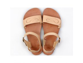sandale tikki barefoot vibe infinity nude in stoc 5419 4