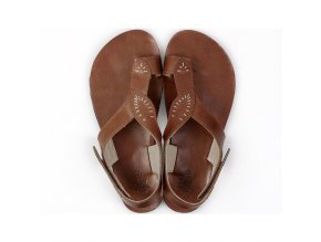 soul barefoot women s sandals brown in stock 5339 4