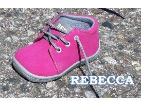 Beda Barefoot Rebecca s membránou BF 0001:W:M