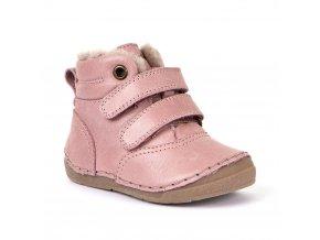 Froddo G2110078-9 kožešina, růžová