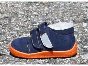 beda barefoot zimni blue mandarin