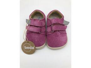 Beda Barefoot nízké Jane BF-0001/W - kožená
