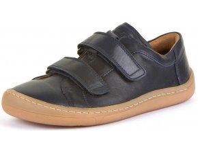 Froddo barefoot celoroční nižší G3130148 DARK BLUE - 2 suché zipy