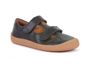 sandálky modré