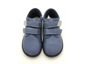 Jonap Barefoot B1MV modrá SLIM - hladká kůže