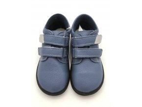 Jonap Barefoot B1MV světle modré SLIM - hladká kůže