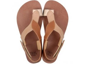 soul barefoot women s sandals caramel 15824 2