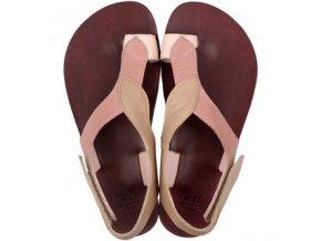funky soul barefoot women s sandals sakura 15904 2