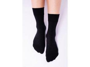 2180 barefoot ponozky cierne size large v 1