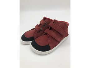 Baby bare Febo FALL - red s okopem s membránou