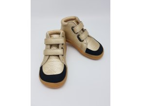 Baby bare Febo FALL - Gold s okopem