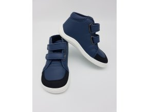 Baby bare Febo FALL - Navy s okopem