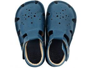 barefoot sandals aranya blue 19 23 eu 21142 4