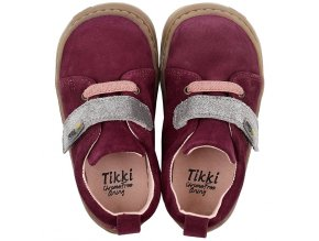 pantofi barefoot harlequin amarant 19 23 eu 19038 4