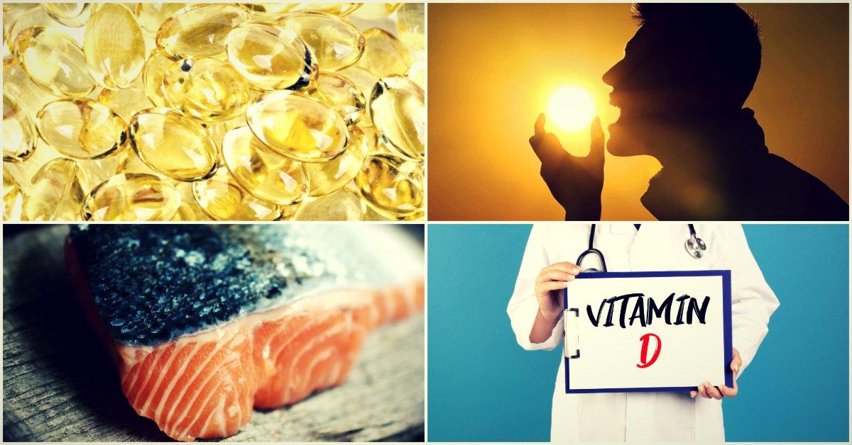 Vitamín D: Čo všetko o ňom potrebujete vedieť?