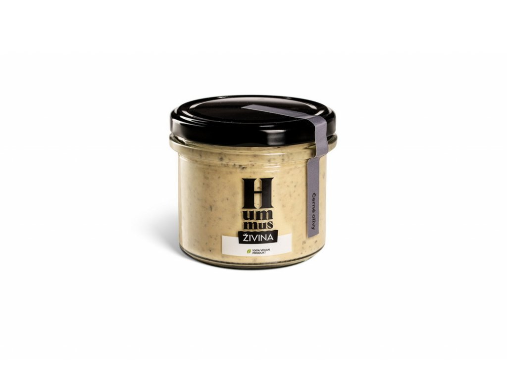Hummus cerne olivy 200g