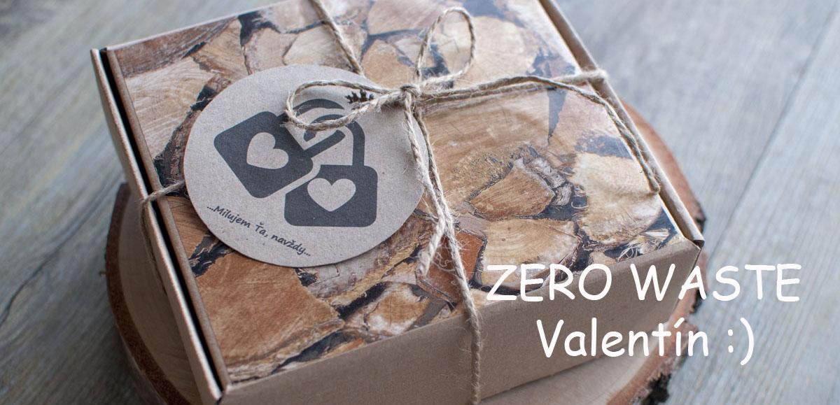 Valentín bez odpadu
