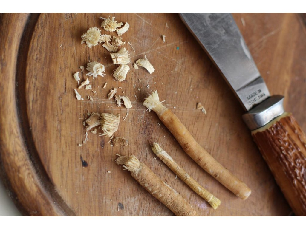 Prírodné zubné kefky zo Salvadory perskej bezobalové (5 ks) - Yoni