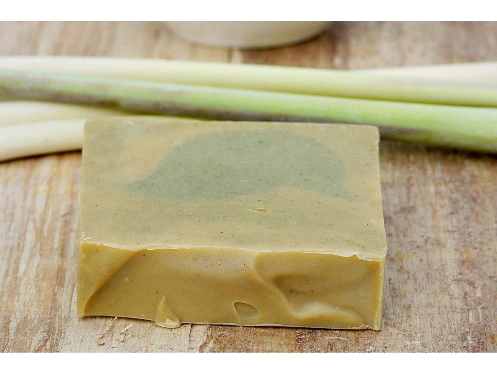 Tea tree & lemongras s rakytníkom prírodné mydlo Ponio www.zivotbezodpadu.sk
