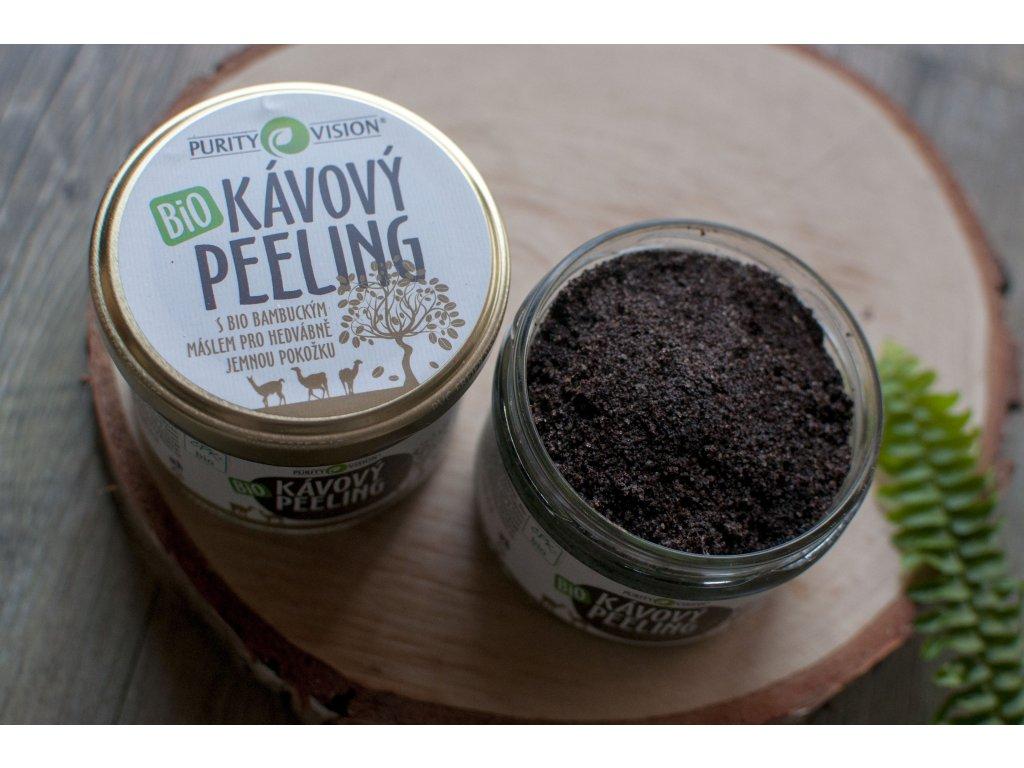 Kávový peeling BIO Purity Vision 1