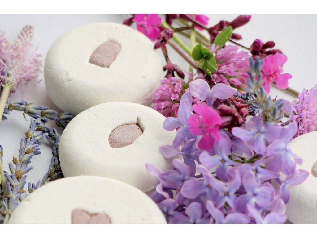 Šampúch Levanduľa & tea tree 1 tuhý šampón proti lupinám Ponio zivotbezodpadu