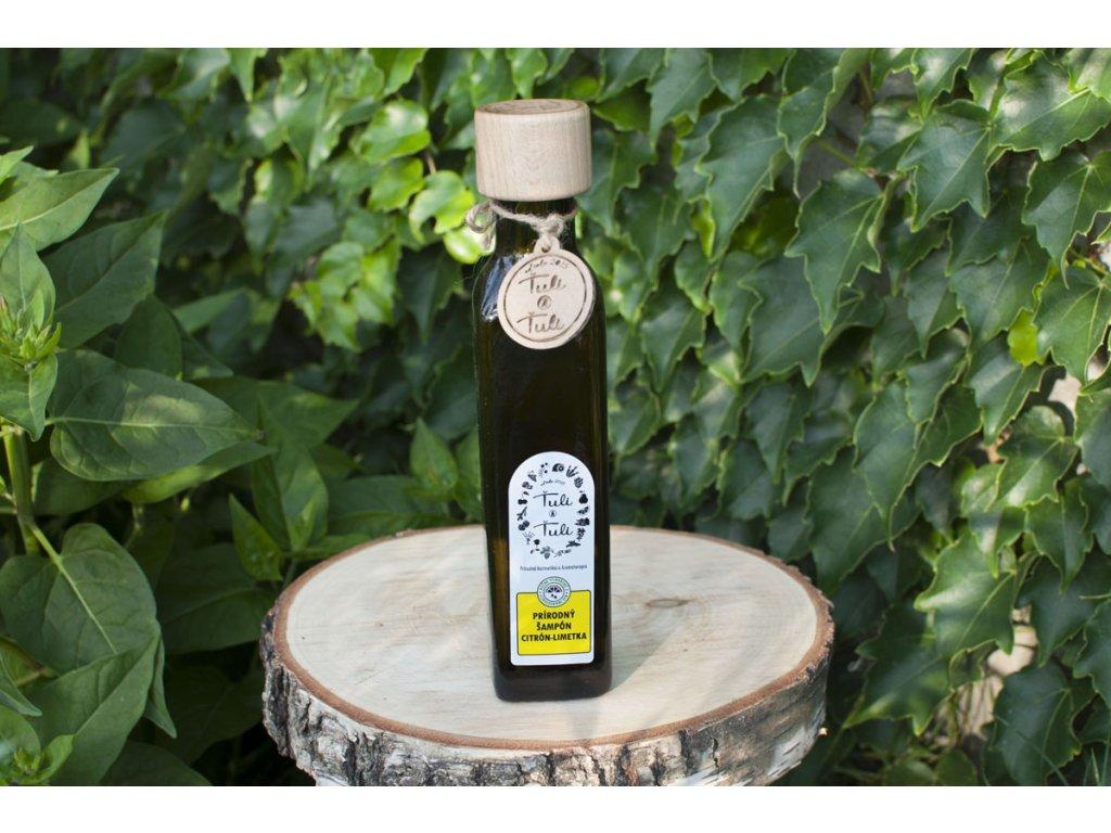 Prírodný šampón Citrón a Limetka Ťuli a Ťuli 1