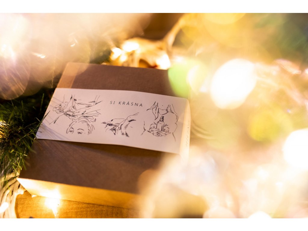 Darčeková krabička Si krásna a žiariš (väčšia) 1