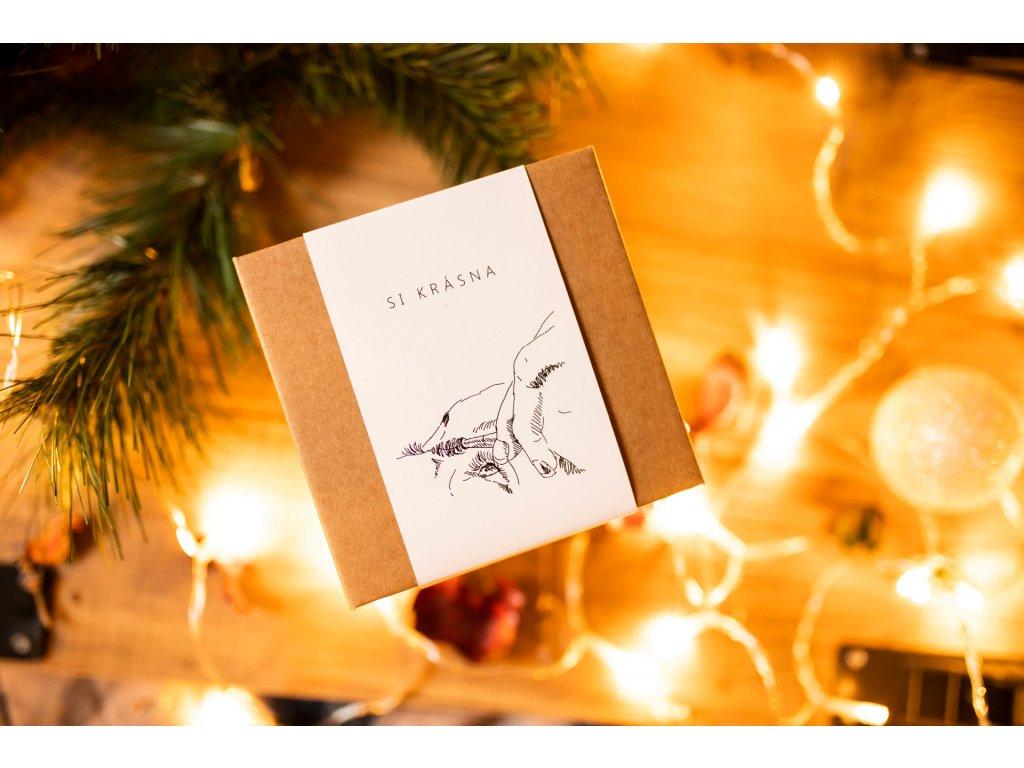 Darčeková krabička Si krásna (menšia) Híling Zdravá Krása 1